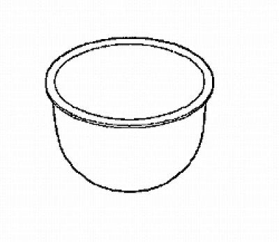 画像1: ジャー炊飯器用内釜