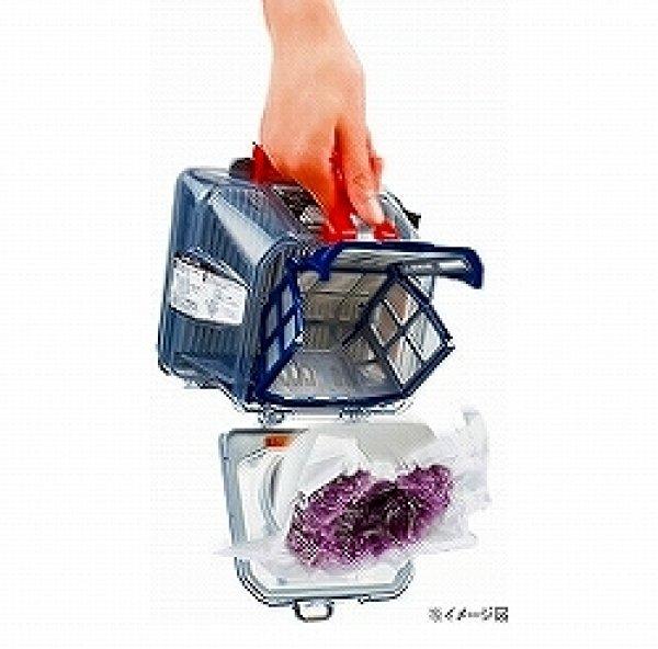 画像1: 掃除機用ダストケース (1)