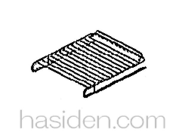 画像1: IHクッキングヒーター用グリル網 (1)