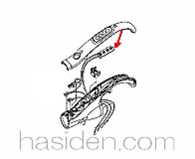 画像3: 日立掃除機用(手元スイッチ部)結線