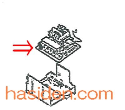画像1: 電子レンジ用インバーター基板