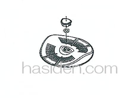 画像1: 洗濯機用パルセーター