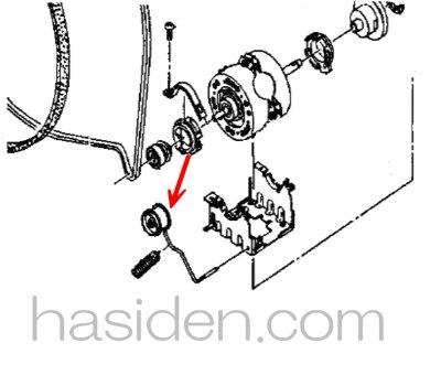 画像1: 日立乾燥機用プ-リ-