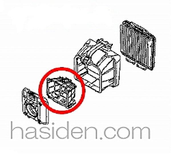 画像1: 日立掃除機用フィルタ− (1)