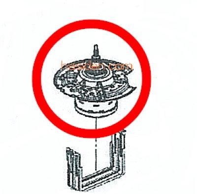 画像1: 洗濯機用メカクミ(クドウブクミ)