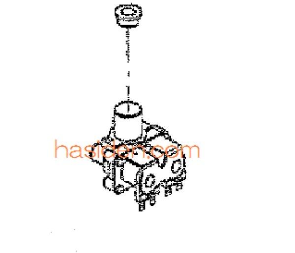 画像1: 日立洗濯機用給水弁 (1)