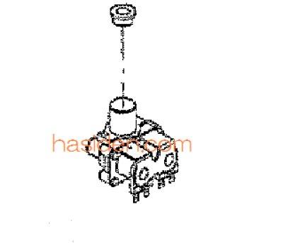 画像1: 日立洗濯機用給水弁