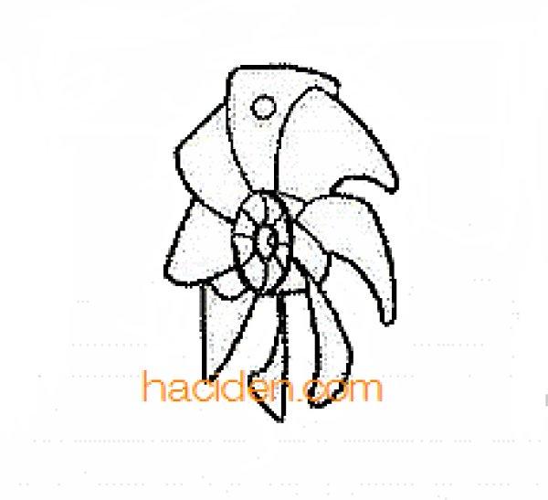 画像1: 扇風機用ハネ (1)