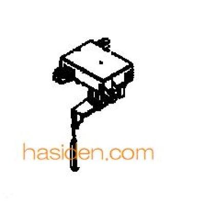 画像1: 日立洗濯機用・フタロックスイッチ