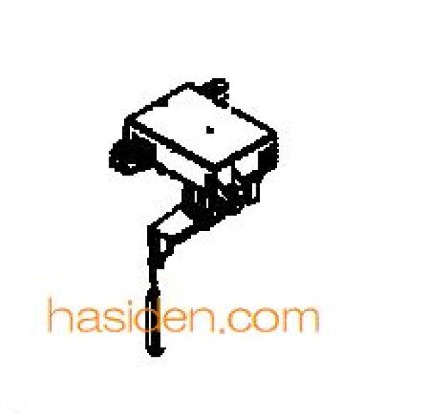 画像1: 日立洗濯機用・フタロックスイッチ (1)