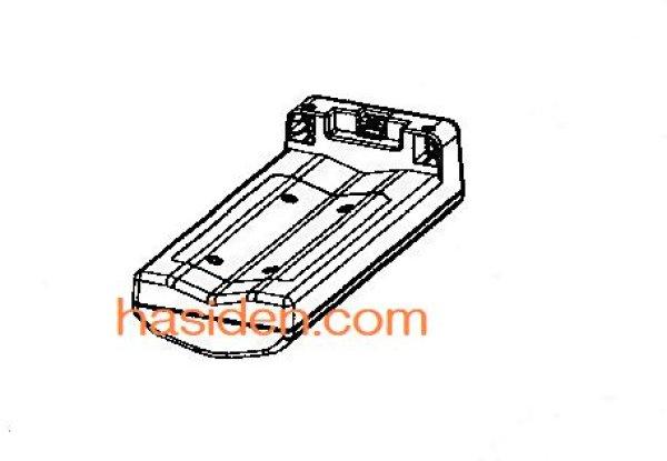 画像1: 日立掃除機用充電池 (1)