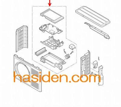 画像1: エアコン用基板・室外機
