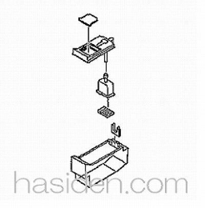 画像2: 冷蔵庫用・給水タンク