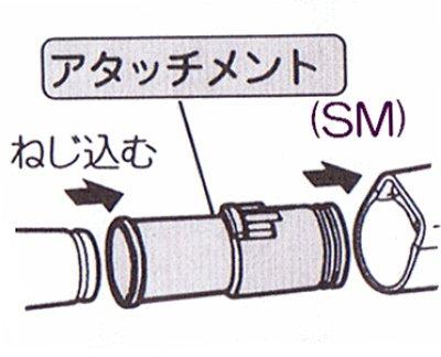 画像1: 日立掃除機用吸い口接続用アタッチメント