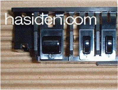 画像1: テレビ用ボタン