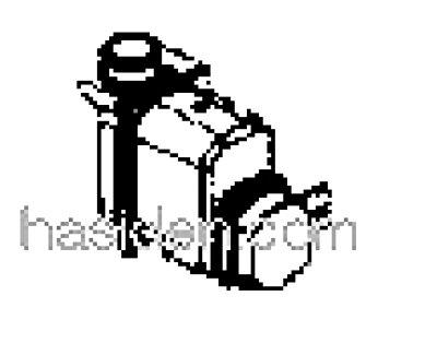 画像1: 洗濯機用フロミズポンプ