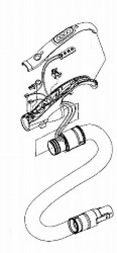画像1: 掃除機用ジャバラホ−ス