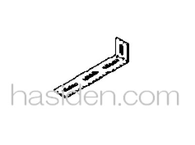 画像1: 日立電子レンジ用転倒防止金具