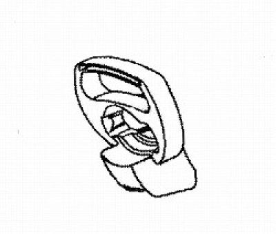 画像1: 日立掃除機用(ハンドル)