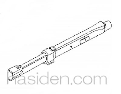 画像1: 掃除機用延長管