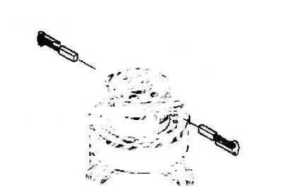 画像1: 日立掃除機用カ−ボンブラシ