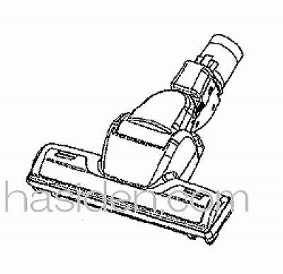 画像1: 掃除機用吸い口