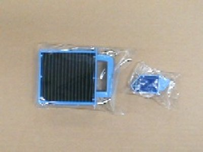画像1: エアコン用吸収空気清浄フィルター