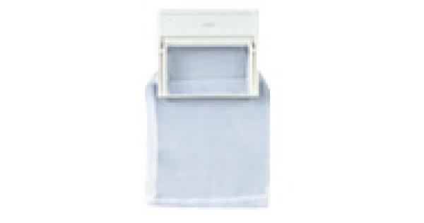 画像1: 洗濯機用糸くずフィイルタ− (1)