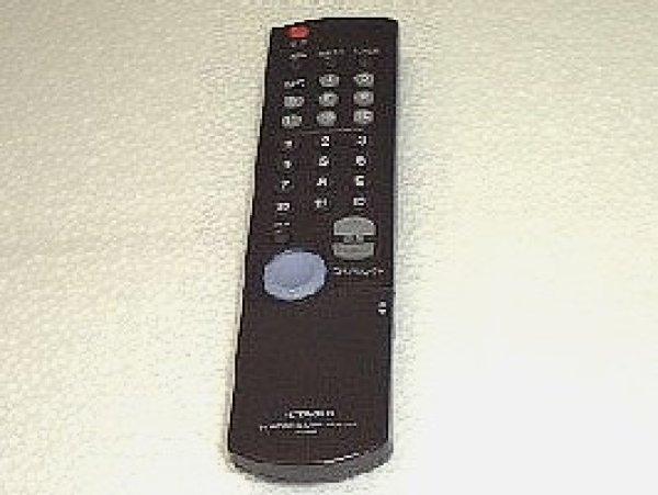 画像1: テレビ用リモコン (1)