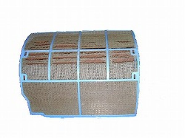 画像1: エアコン用空気清浄フィルタ− (1)
